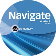 Navigate Elementary A2 Workbook Audio CD