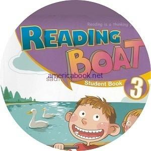 Reading Boat 3 Audio CD