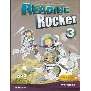 Reading Rocket 3 Workbook