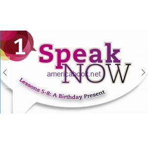 Speak Now 1 Unit 2 Lesson 5 - 8 Video