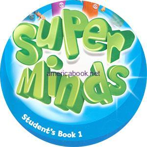 Super Minds 1 Audio CD