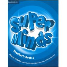 Super Minds 1 Teacher's Book