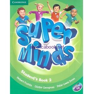 Super Minds 2 Student's Book