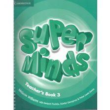 Super Minds 3 Teacher's Book