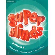 Super Minds 3 Workbook