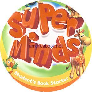 Super Minds Starter Audio CD
