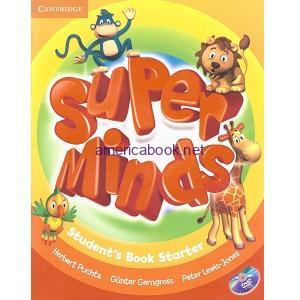 Super Minds Starter Student's Book
