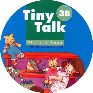 Tiny Talk 3B Class Audio CD