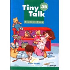 Tiny Talk 3B Student Book