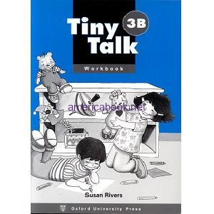 Tiny Talk 3B Workbook