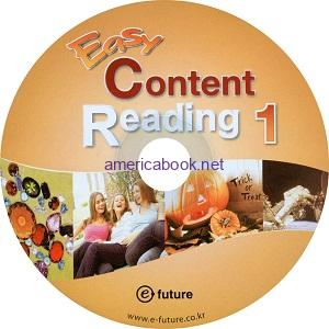 Easy Content Reading 1 Audio CD