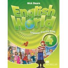 English World 4 Grammar Practice Book