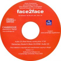 Face2face Elementary Class Audio CD
