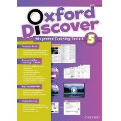 Oxford Discover 5 Teacher's Book ebook pdf