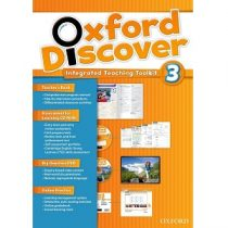 Oxford Discover 3 Teacher's Book (Black & White)
