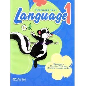 Seatwork Text Language 1 - A Beka Book