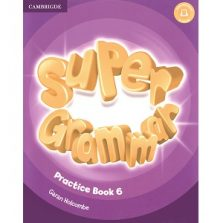 Super Minds 6 Grammar Practice Book