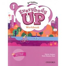 Everybody Up 1 Workbook 2nd Edition pdf ebook