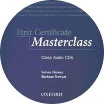 First Certificate Masterclass Class Audio CD 1