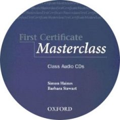 First Certificate Masterclass Class Audio CD
