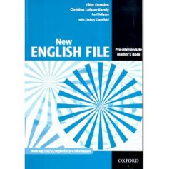 New English File Pre-Intermediate Teacher's Book