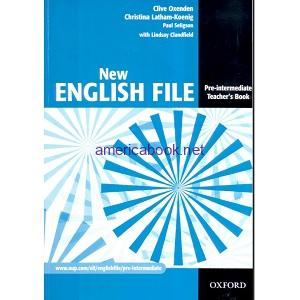 english file pre intermediate 3rd edition teacher's book pdf