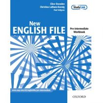 New English File Pre-Intermediate Workbook