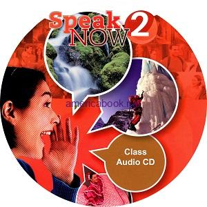 Speak Now 2 Class Audio CD