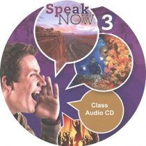 Speak Now 3 Class Audio CD 1