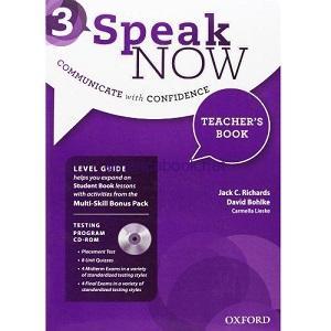 Speak Now 3 Teacher's Book