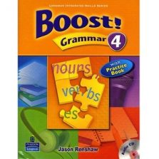 Boost! Grammar 4 Student Book pdf ebook