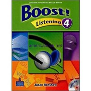 Boost! Listening 4 Student Book pdf ebook download