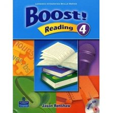 Boost! Reading 4 Student Book pdf ebook