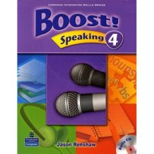 Boost! Speaking 4 Student Book pdf ebook