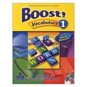 Boost! Vocabulary 1 Student Book pdf ebook