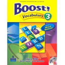 Boost! Vocabulary 3 Student Book pdf ebook