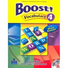 Boost! Vocabulary 4 Student Book pdf ebook