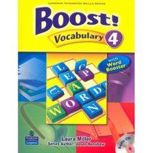 Boost! Vocabulary 4 Student Book pdf ebook