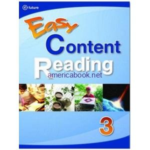 Easy Content Reading 3 Student Book