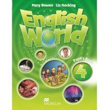 English World 4 Pupil's Book pdf