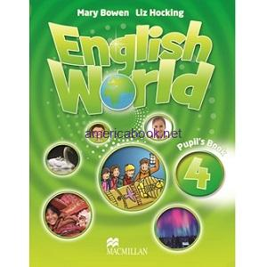 English World 4 Pupil's Book pdf