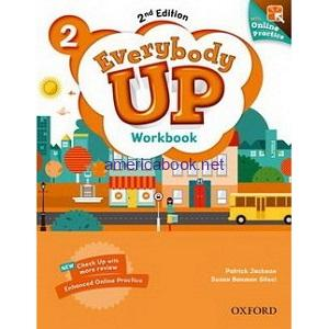 Everybody Up 2 Workbook 2nd Edition pdf ebook