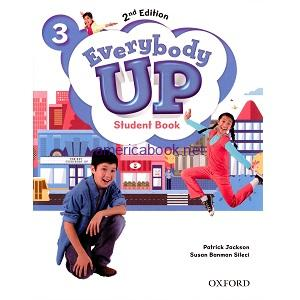 Everybody Up 3 Student Book 2nd Edition pdf ebook