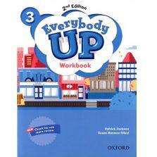 Everybody Up 3 Workbook 2nd Edition pdf ebook
