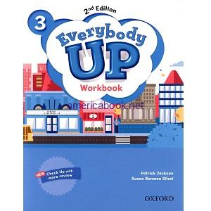 Everybody Up 3 Workbook 2nd Edition pdf ebook
