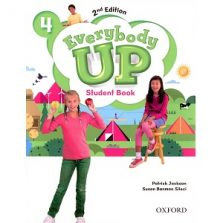 Everybody Up 4 Student Book 2nd Edition pdf ebook