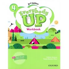 Everybody Up 4 Workbook 2nd Edition pdf ebook