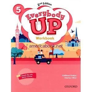 Everybody Up 5 Workbook 2nd Edition pdf ebook