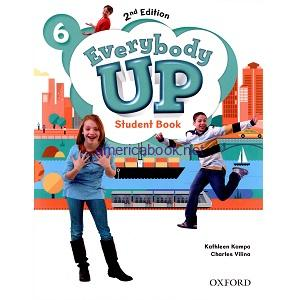 Everybody Up 6 Student Book 2nd Edition pdf ebook