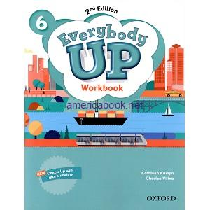 Everybody Up 6 Workbook 2nd Edition pdf ebook